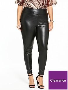 v-by-very-curve-body-sculpt-pu-zip-detail-trouser