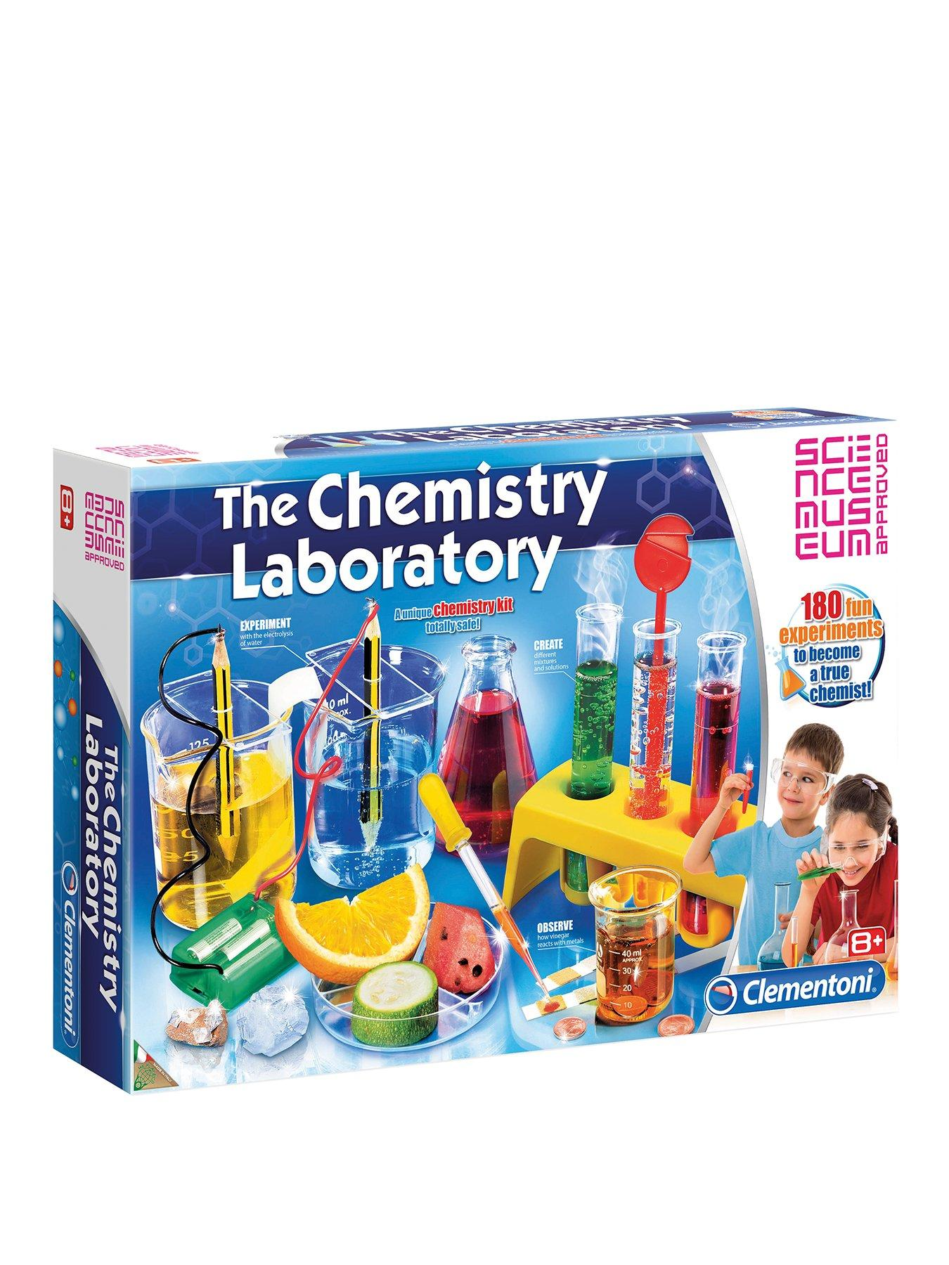 Compare prices for Clementoni Science Museum Chemistry Lab