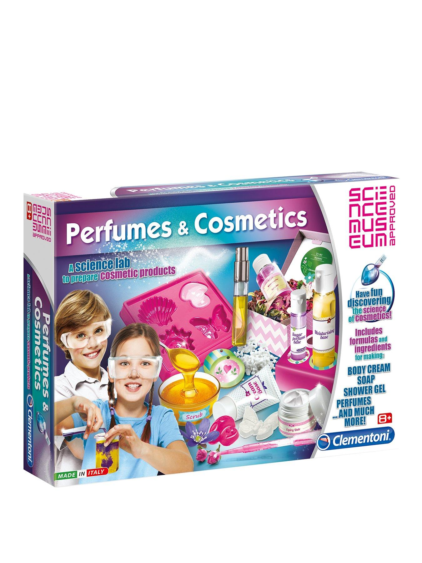 Compare prices for Clementoni Science Museum Perfumes and Cosmetics
