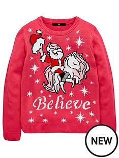 v-by-very-girls-believe-unicorn-christmas-jumper
