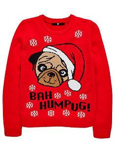 v-by-very-pug-christmas-jumper