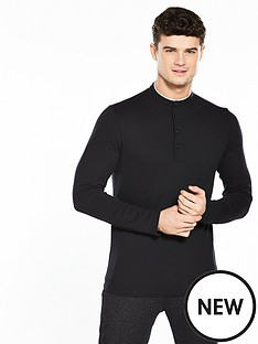selected-homme-long-sleeve-top