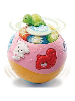 Vtech Vtech Vtech Crawl & Learn Bright Lights Ball - Pink Picture
