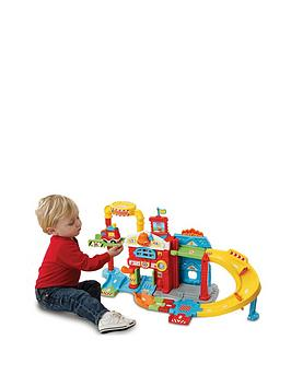 Vtech Vtech Toot Toot Drivers Fire Station Picture