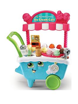 LeapFrog Leapfrog Scoop &Amp; Learn Ice Cream Cart Picture