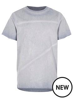 river-island-boys-blue-oil-washed-raw-edge-t-shirt