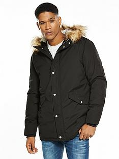 river-island-faux-fur-collar-parka