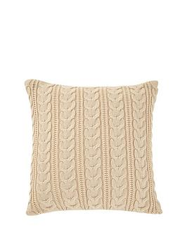 cascade-home-chunky-knit-cushion