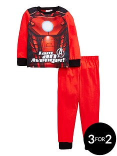 marvel-iron-man-boys-dress-up-pyjamas