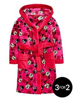 minnie-mouse-girls-fleece-robe