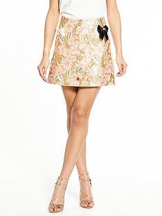 river-island-river-island-jacquard-mini-skirt-with-brooches