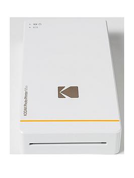 Kodak Photo Printer Mini  White  Photo Printer Mini