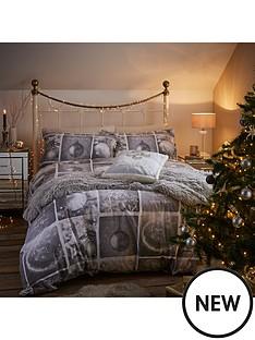 catherine-lansfield-christmas-greeting-duvet-cover-set