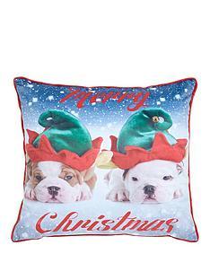 catherine-lansfield-christmas-animal-cushion