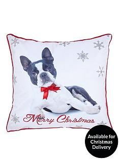 catherine-lansfield-christmas-dog-cushion