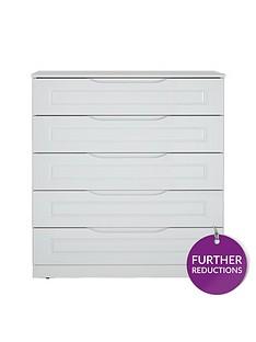 milan-ready-assembled-high-gloss-5-drawer-chest