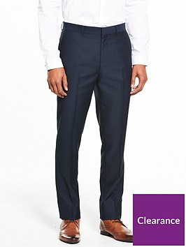 v-by-very-slim-textured-suit-trousers-navy