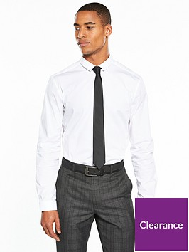 v-by-very-long-sleeve-double-cuff-stretch-shirt-white