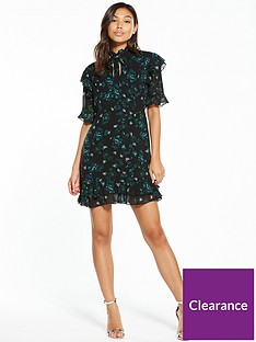 fashion-union-orabella-keyhole-frill-dress