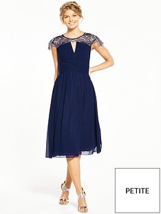 little-mistress-petite-cap-sleeve-embellished-midi-dress-navy