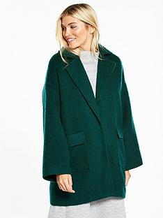 native-youth-wide-sleeve-coat-with-large-pockets-teal