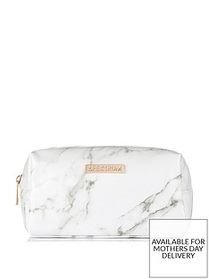 spectrum-spectrum-you-look-marbleous-white-make-up-bag