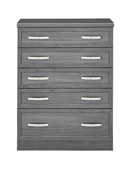 Very  Camberley Graduated 5 Drawer Chest