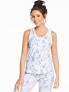 michelle-keegan-snake-printed-gym-vest