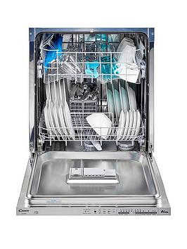 Candy Cdi 606180 13 Place Full Size Integrated Dishwasher