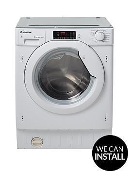 candy-cbwd8514dnbsp8kgnbspwashnbsp5kgnbspdry-1400-spin-fully-integrated-washer-dryernbsp--white