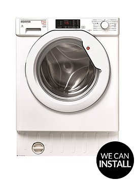 hoover-h-wash-300nbsphbwd7514danbsp7kgnbspwashnbsp5kgnbspdry-1400-spin-fully-integrated-washer-dryernbsp--white
