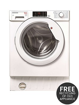hoover-hbwd-8514d-80-8kgnbspwash-5kgnbspdry-1400-spin-integrated-washer-dryer-with-optional-installation-white