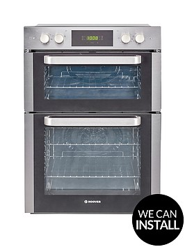 hoover-h-oven-300nbspho9d337in-60cm-built-in-electric-double-oven-with-optional-installation-stainless-steel