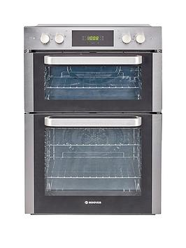Hoover Ho9D337In 60Cm Built In Electric Double Oven  Stainless Steel