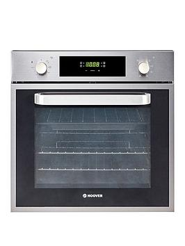 Hoover Hcm906Ax 60Cm BuiltIn Electric Single Oven  Stainless Steel