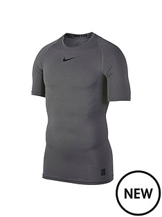nike-pro-short-sleeve-compression-top