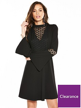 v-by-very-star-lace-bodice-fit-and-flare-dress-blacknbsp