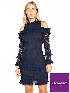 v-by-very-star-lace-dress