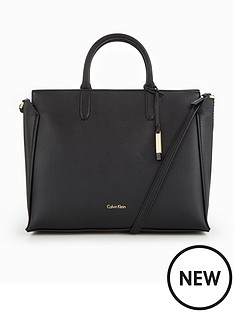 calvin-klein-calvin-klein-large-leather-lizzy-tote-bag