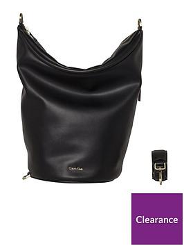 calvin-klein-suave-bucket-bag-black