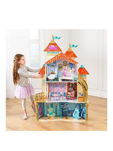 kidkraft-ariel-land-to-sea-castle-dollhouse