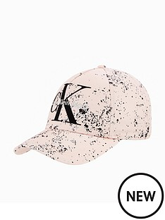 calvin-klein-re-issue-baseball-cap