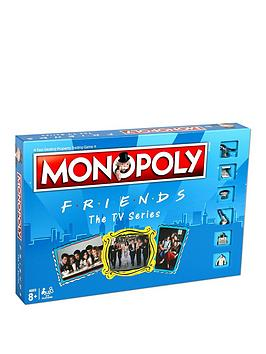 Monopoly Monopoly Friends Board Game Picture