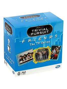 Trivial Pursuit Trivial Pursuit Friends Quiz Game - Bitesize Edition Picture