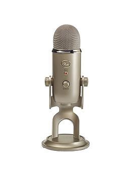 Blue Blue Microphones Yeti Usb Microphone  Platinum