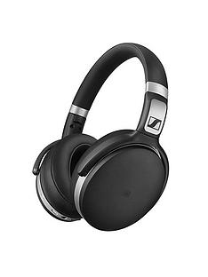 5f5ed5cfdad Sennheiser HD 4.50 BT NC Wireless Bluetooth Around-Ear Headphones with Noise  Cancellation - Black