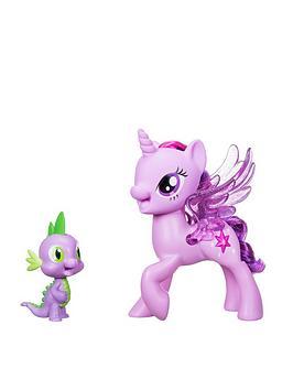 my-little-pony-princess-twilight-sparkle-amp-spike-the-dragon-friendship-duet