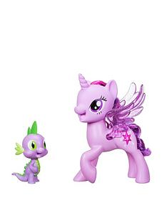 my-little-pony-princess-twilight-sparkle-spike-the-dragon-friendship-duet