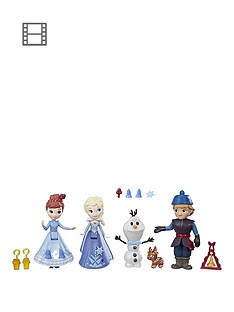 disney-frozen-olafs-adventure-small-doll-collection-pack