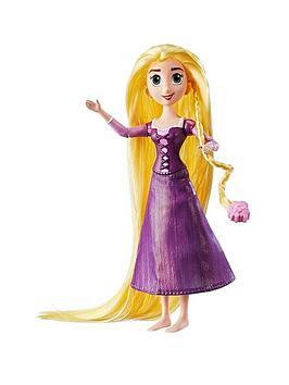 Disney Princess Tangled Rapunzel Story Figure